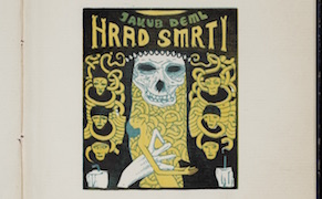 Post image for Czech Artists' Radical Book Designs of the Early 20th Century