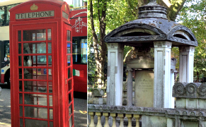 Post image for The 19th-Century Tomb That Inspired London's Iconic Telephone Box