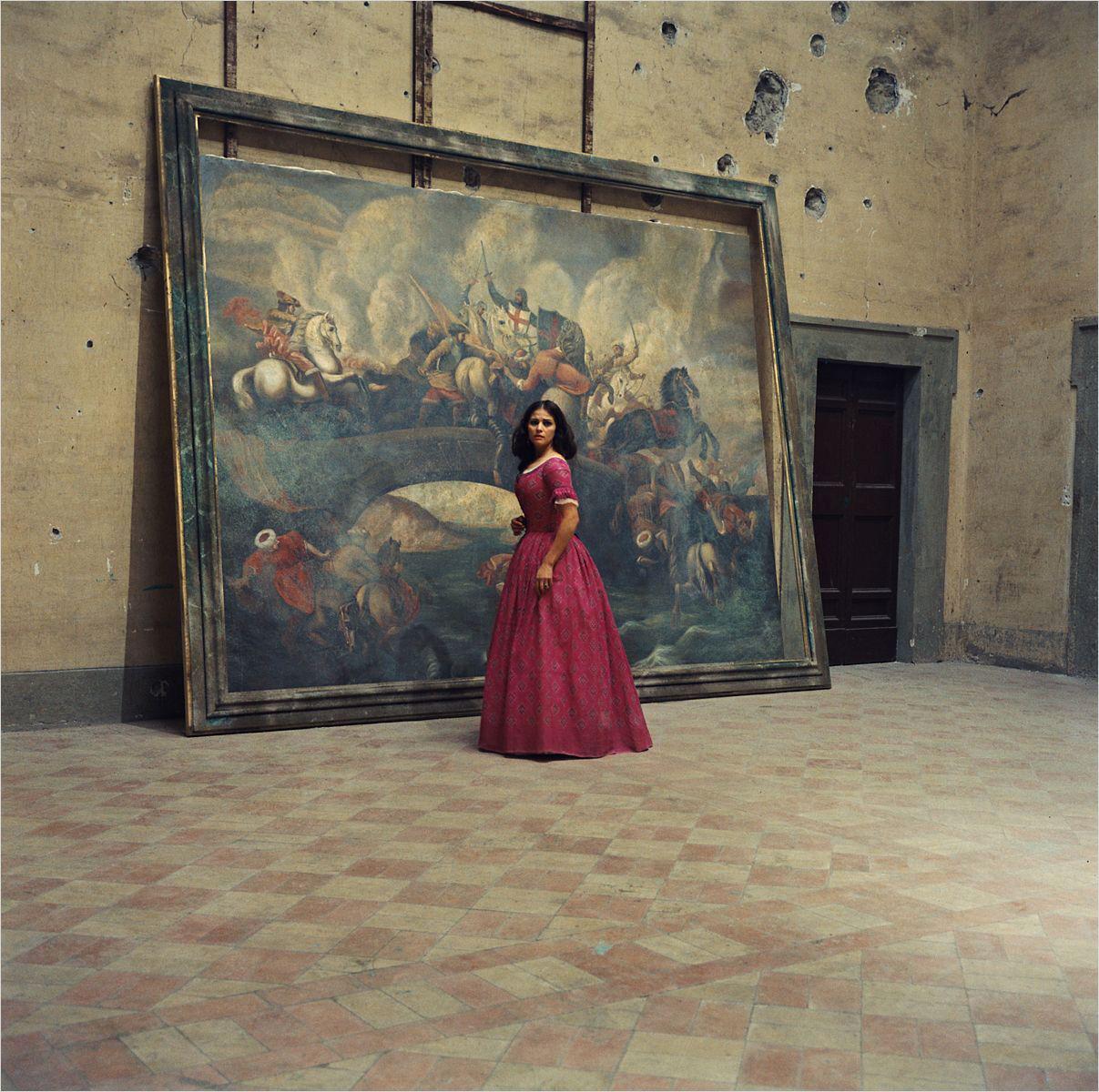 Luchino Visconti, 'The Leopard' (1963), film still (image courtesy 20th-Century Fox)