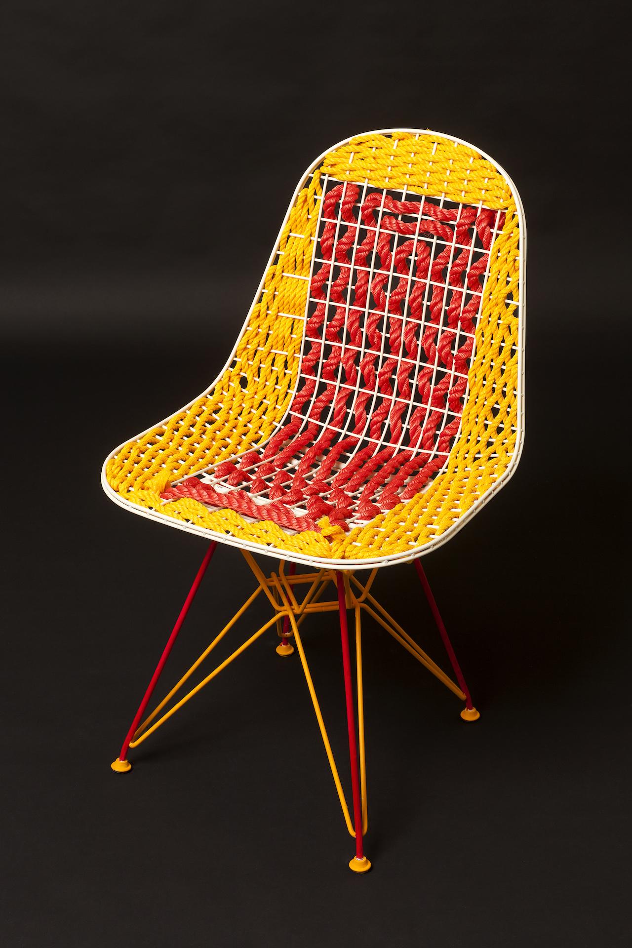 14.Rope Chair by FranckEvennou ©HugoMiserey
