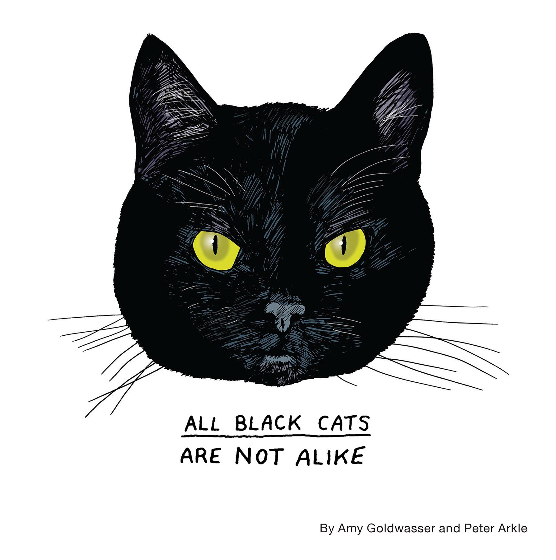 An Illustrated Study Of Black Cats The Little Aliens Of The