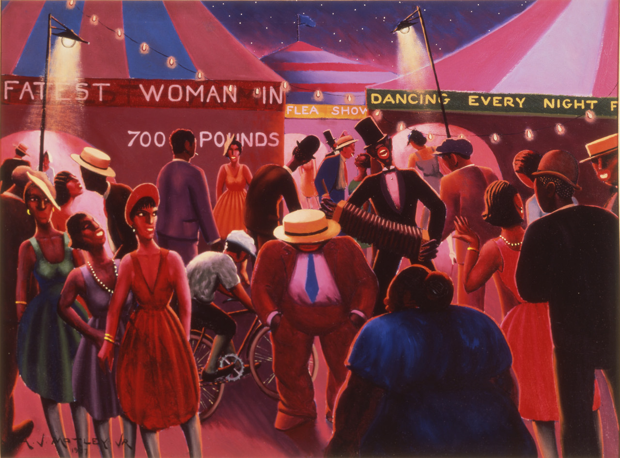 Another View Of America The Paintings Of Archibald Motley