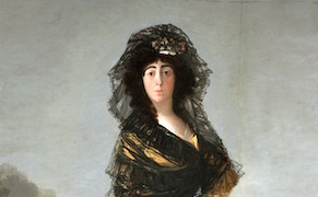 Post image for Marveling at Goya's Haunting Portraits