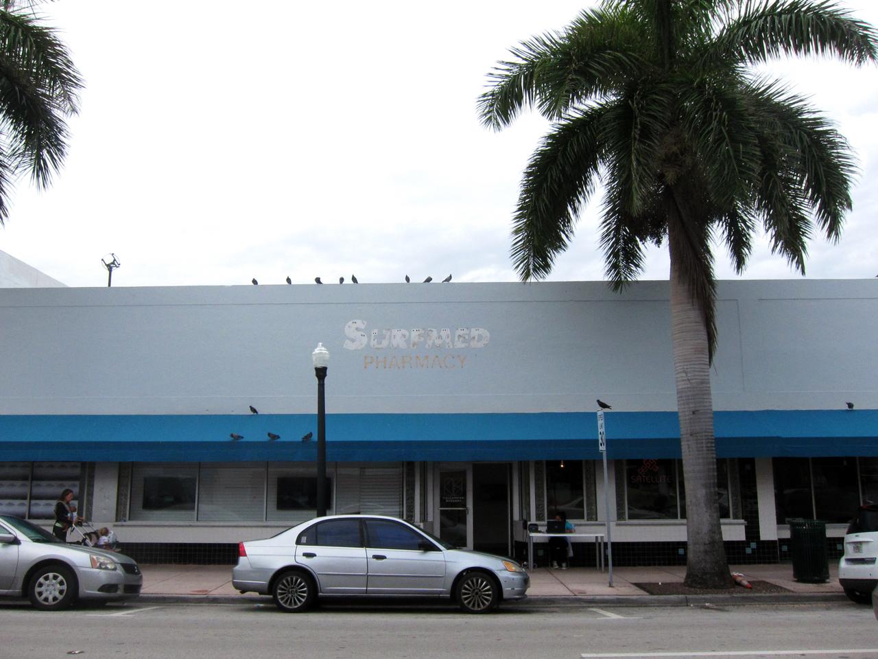 Facade of The Pharmacy