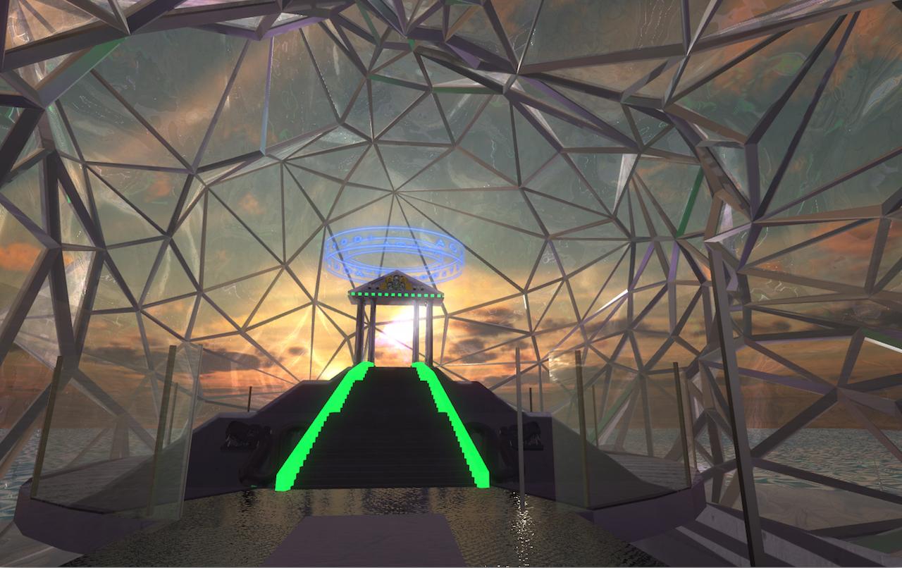 GamePlay Architecture. Image Courtesy of DiMoDA