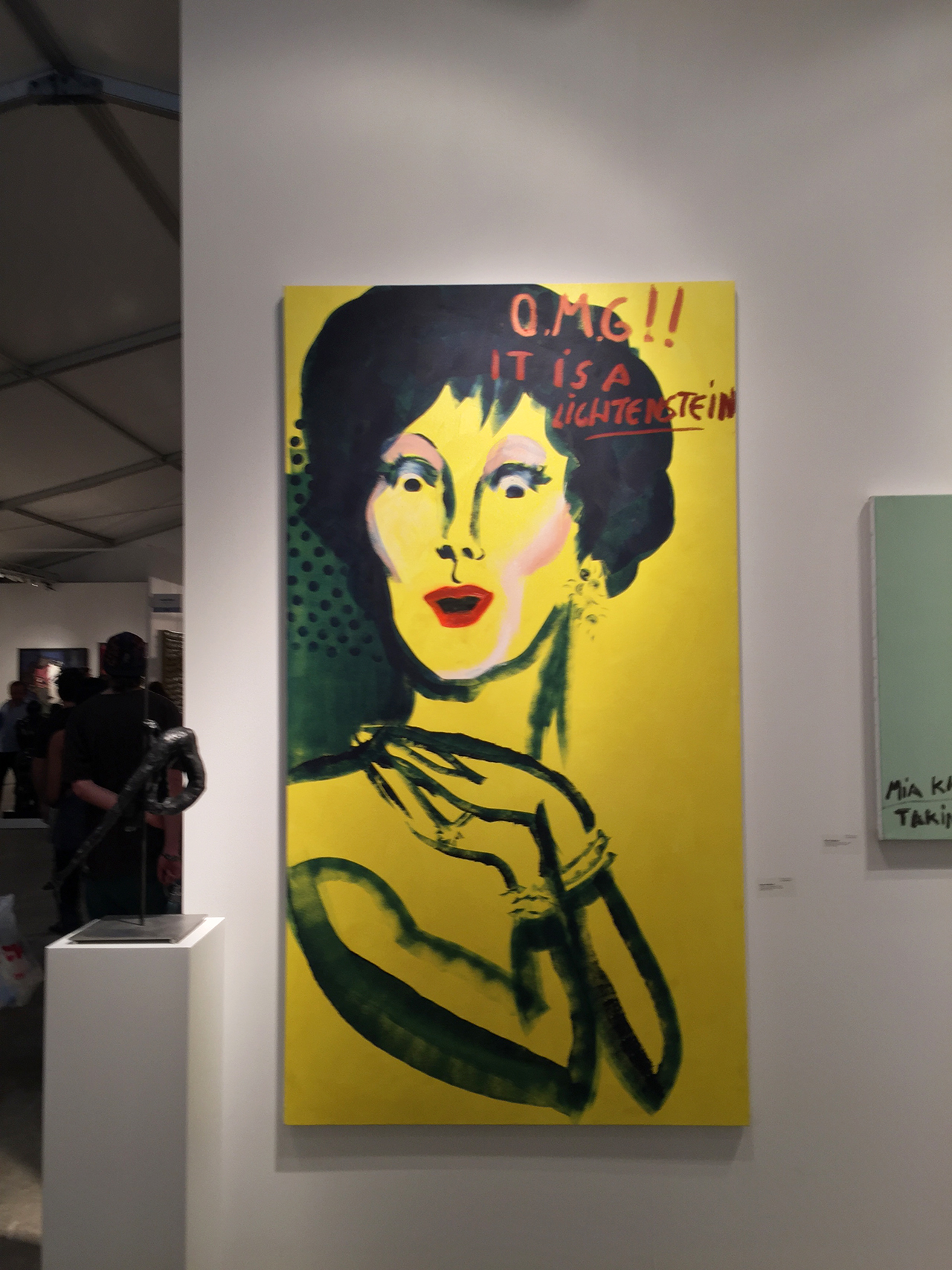 Confronting Mainstays and Existential Questions at Art Miami and Context