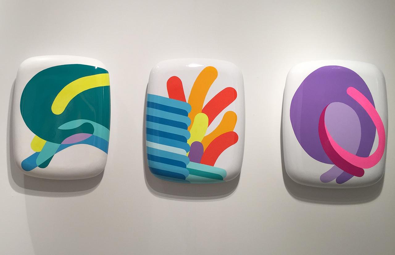 Sergio Cascavilla at Metroquadro Gallery