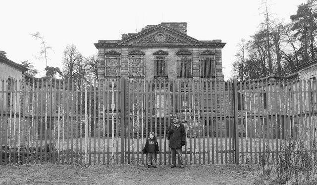 Mavisbank House in Scotland (Image via Wikimedia)