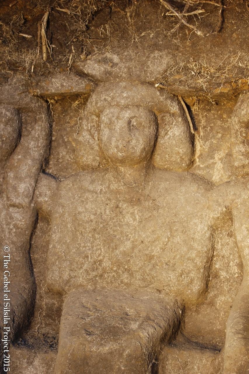 Neferkhewe, the owner of the shrine