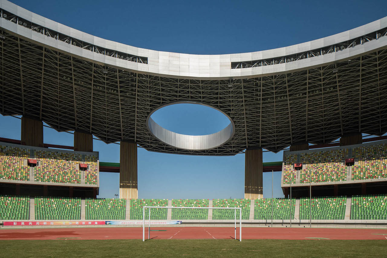 """Welcome to Ordos, China: The World's Largest """"Ghost City"""""""