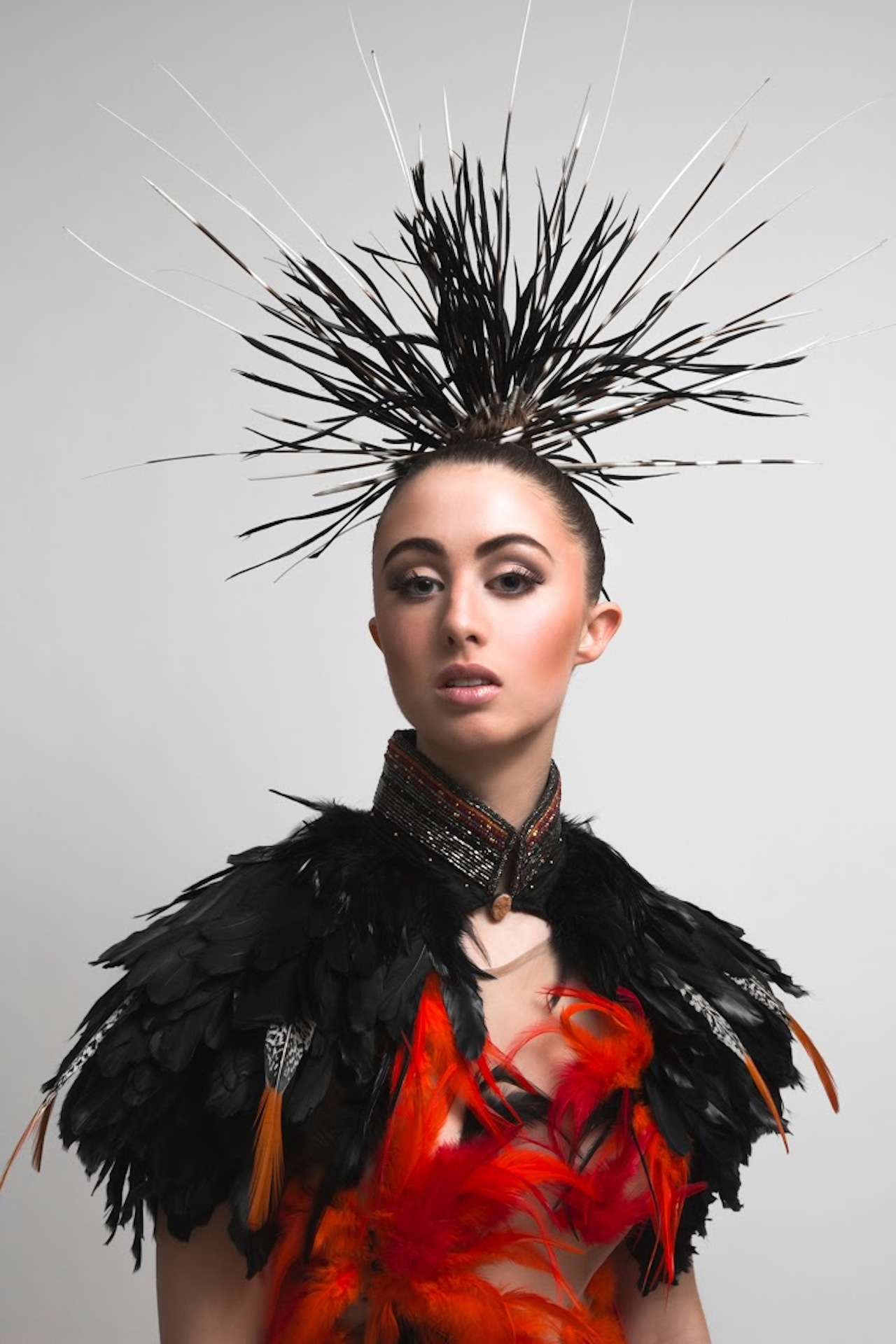 The Fiercely Contemporary Aesthetic Of Today 39 S Native American Fashion Designers