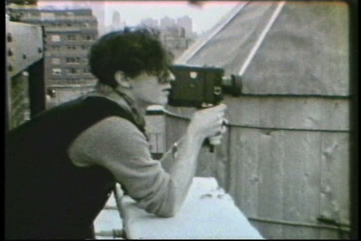 Still from Ricardo Nicolayevsky's 'New York City Portraits' (all images courtesy the artist unless indicated otherwise)