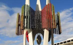 Post image for Long Live the Triforium! Reviving LA's Public Art Boondoggle