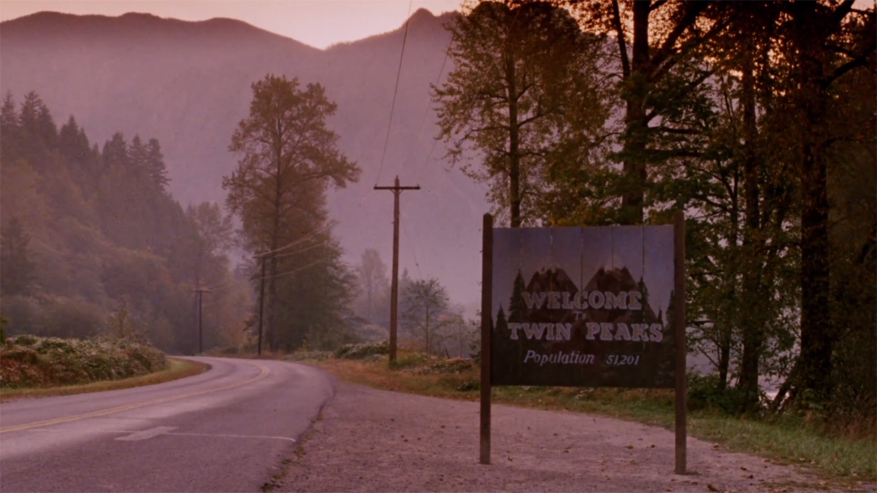 Still from 'Twin Peaks' (1990–91) (click to enlarge)