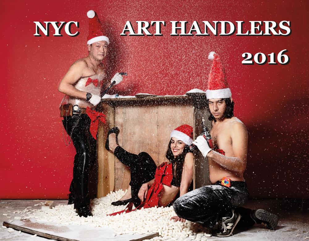 NYC Art Handlers 2016 (via Etsy)