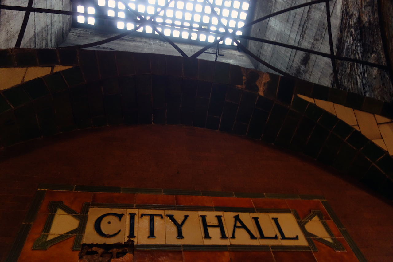 Old City Hall Station