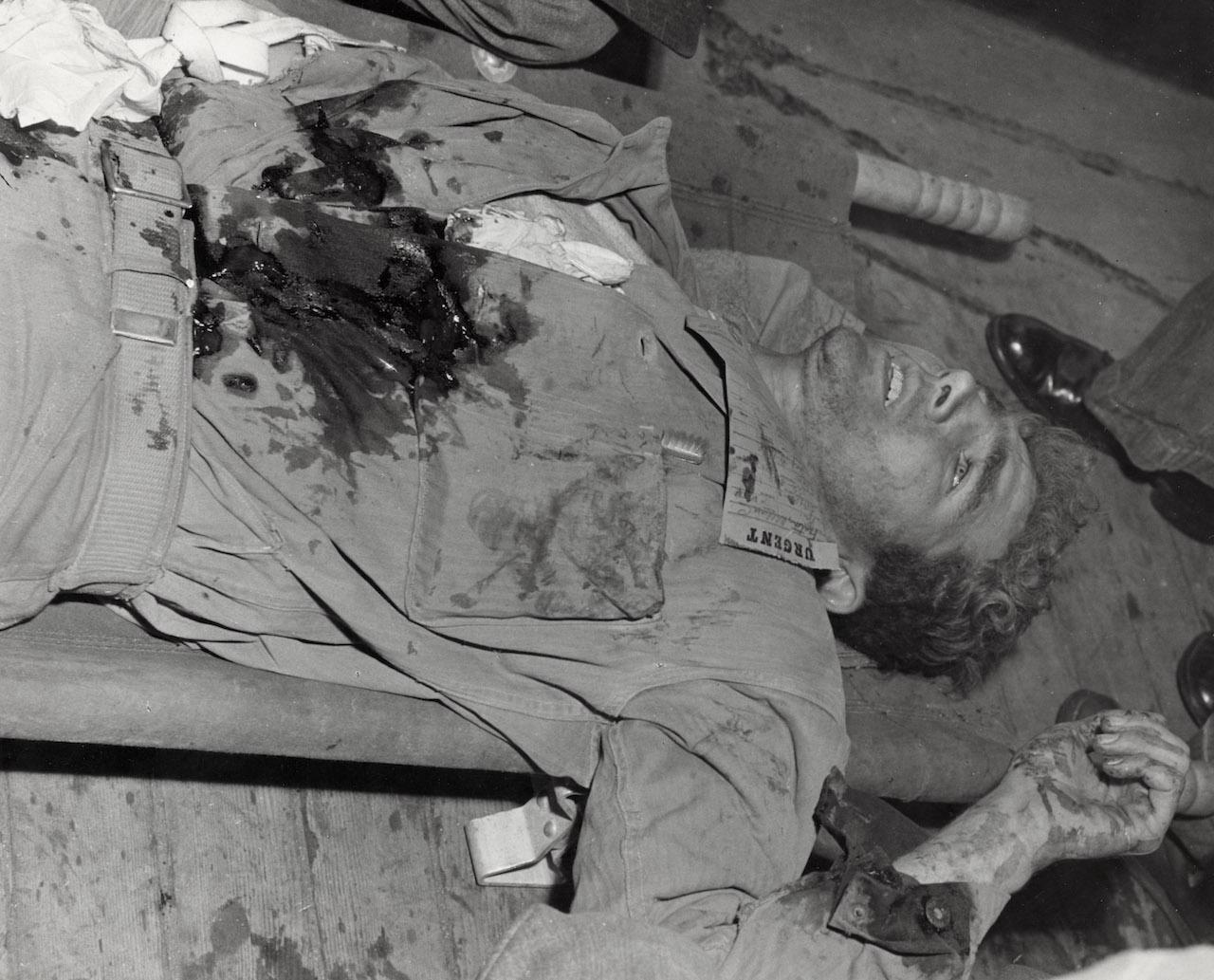 dying Marine WHiImageID25954