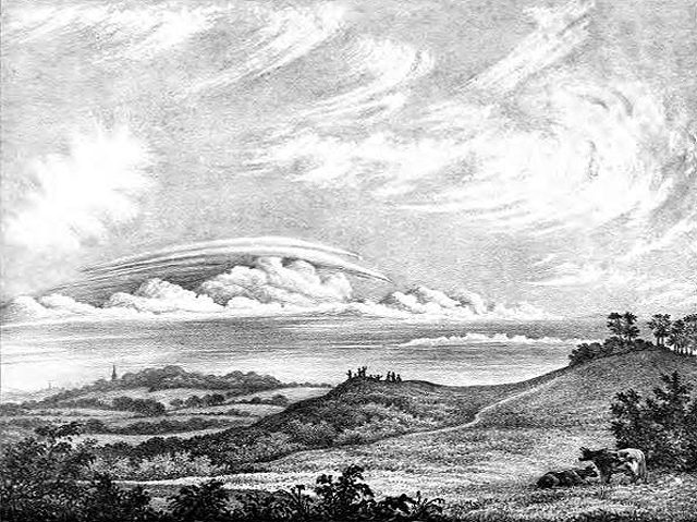 luke howard and the naming of clouds On 21 march 1864, the chemist, 'amateur' meteorologist and namer of clouds, luke howard, died in tottenham, london, at the grand old age of 91 to celebrate.