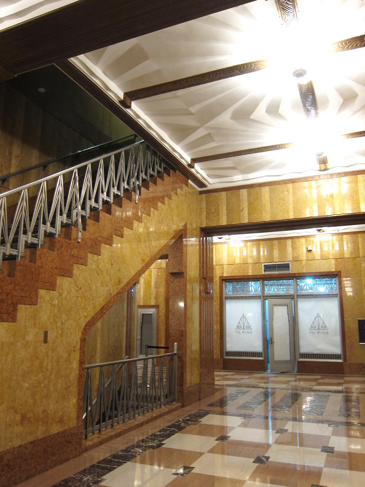 a manhattan art deco landmark reopens after decades