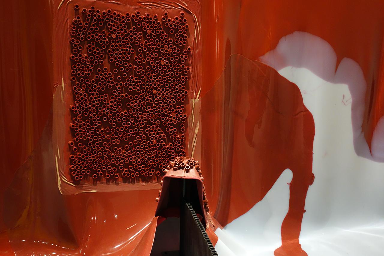 Martha Friedman's 'Pore' at Locust Projects