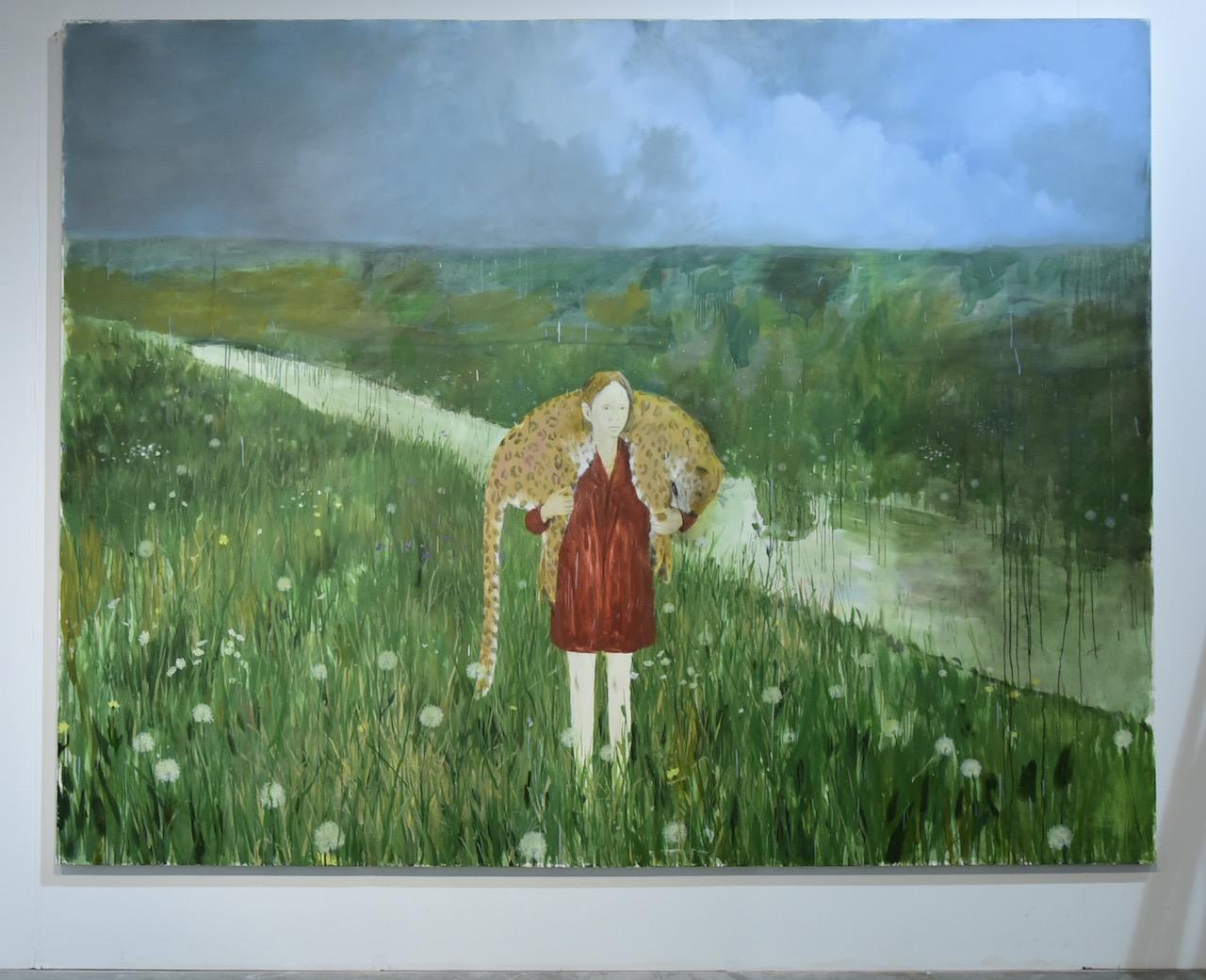 """Enrique Martínez Celaya, """"Summer"""" (2007) in 'A Sense of Place' at Mana Wynwood"""
