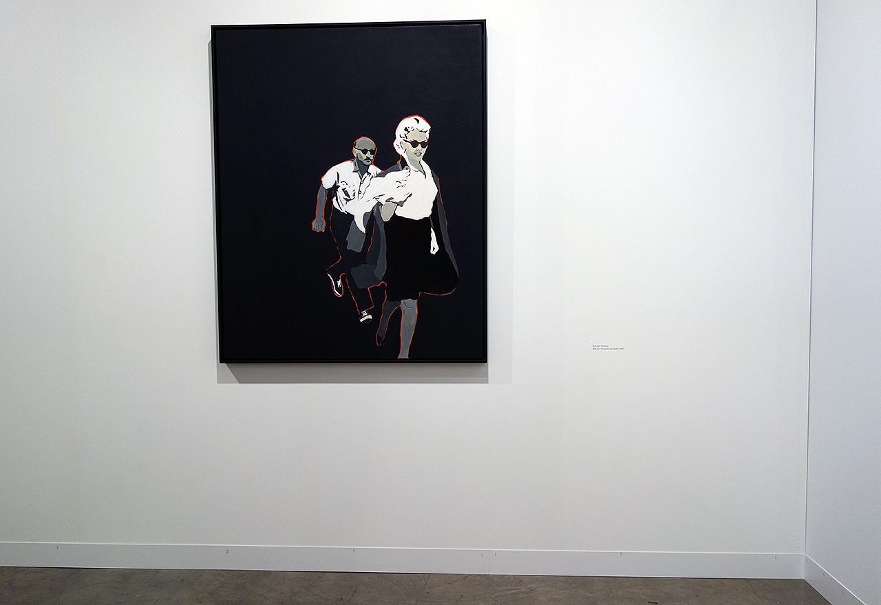 Rosalyn Drexler's Knockout Pop Paintings Shine at Art ...
