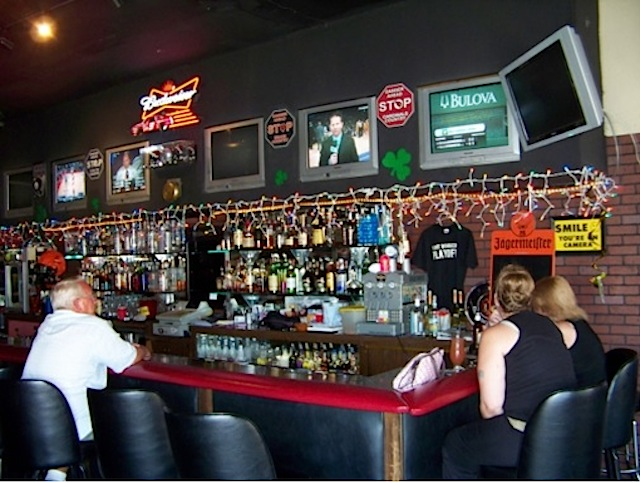 Mystery Theater Sports Bar (via machineproject.com)