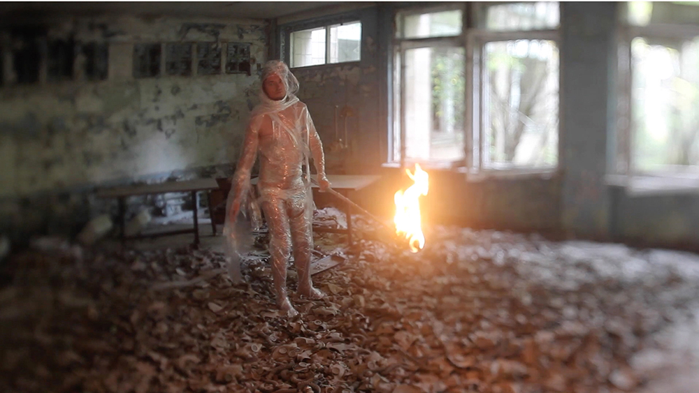 An Artist S Quest To Confirm A Chernobyl Conspiracy Theory