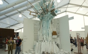 Post image for Scale, Sculpture, and Specificity Prevail at Miami Beach's Untitled Fair