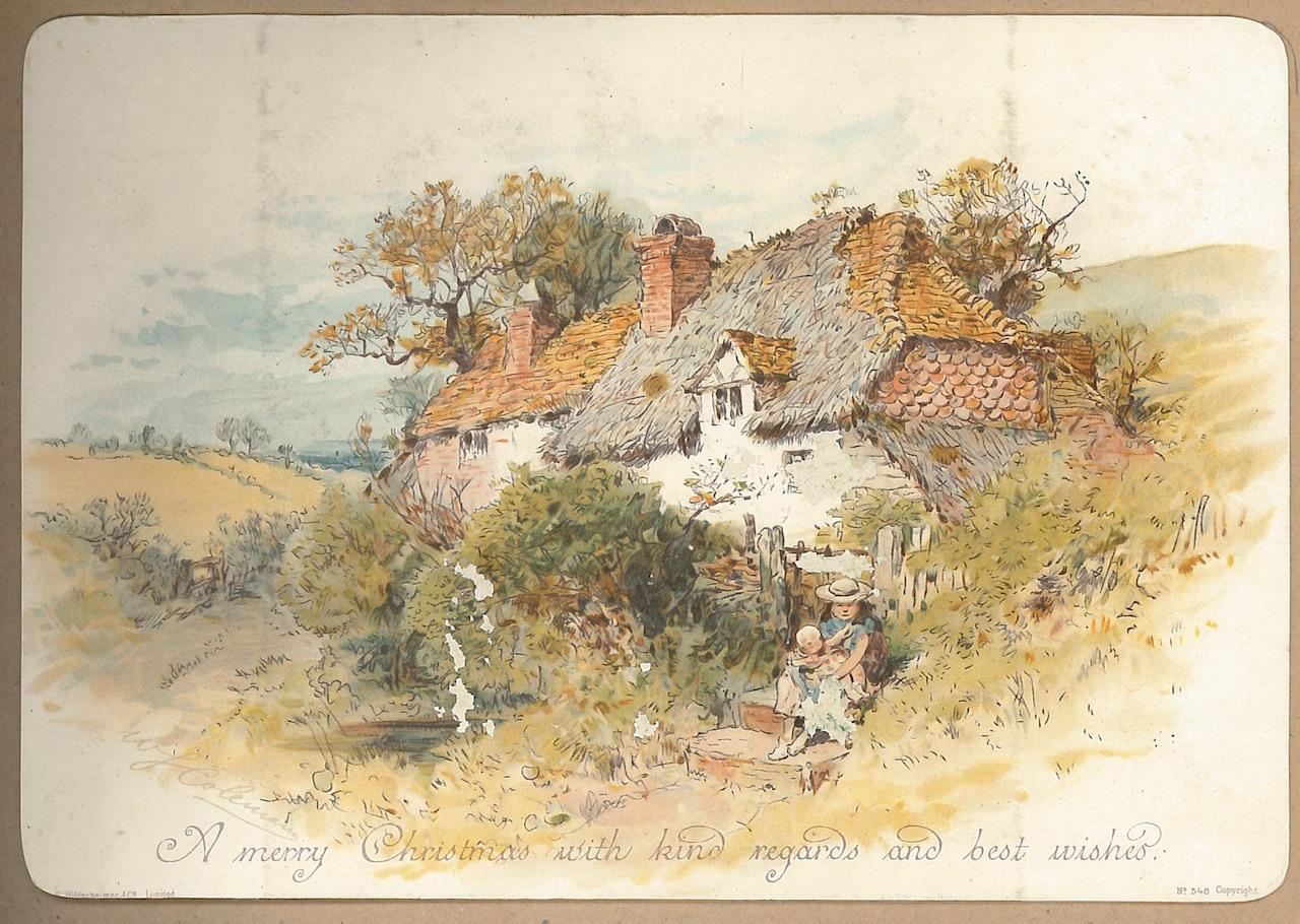 william stephen coleman landscape card copy