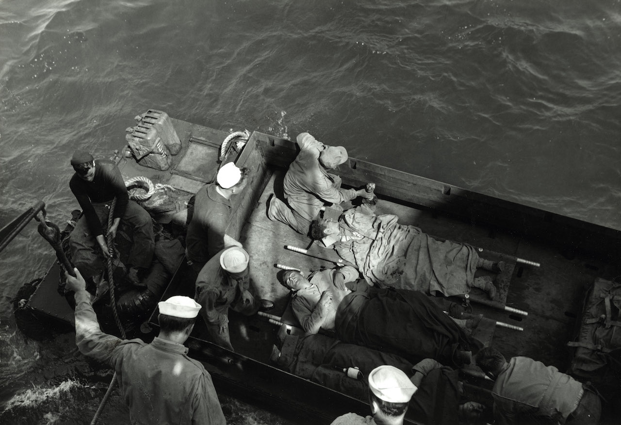 wounded on pt boat WHiImageID 58817