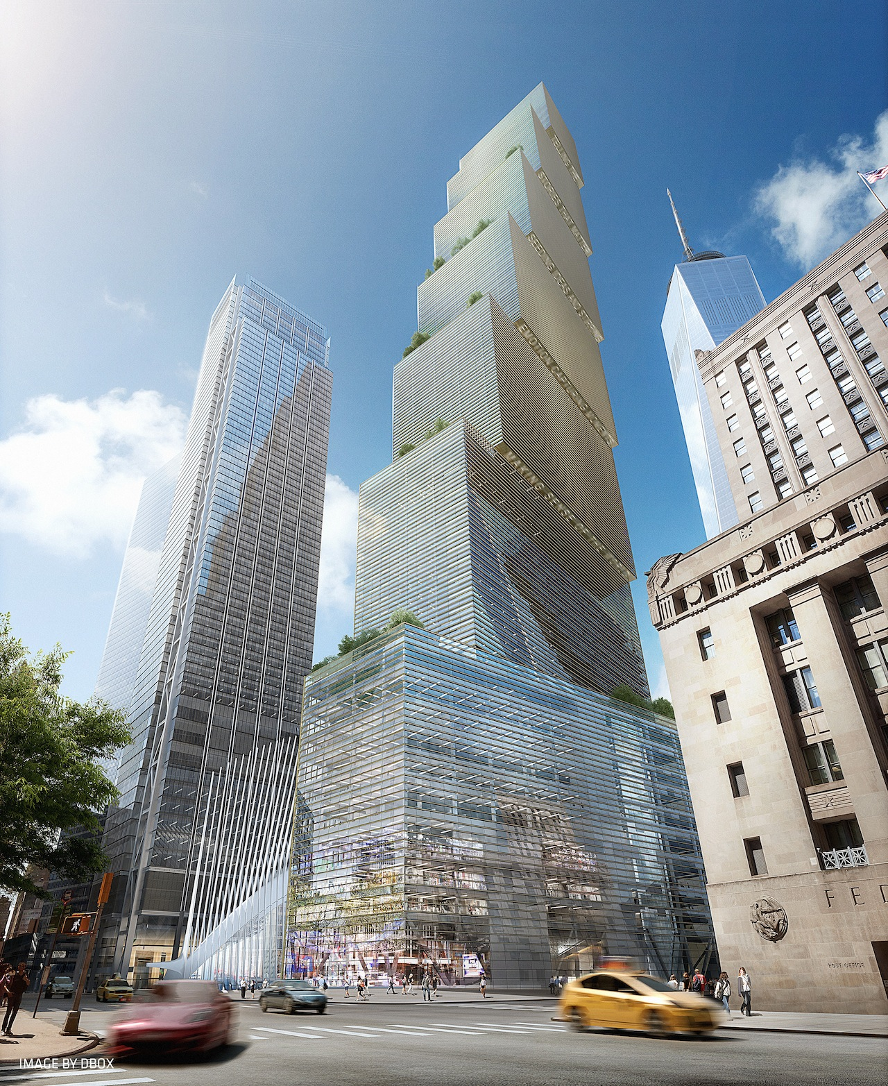Home Spa Design Ideas: The Design For 2 WTC And The Dangers Of Building