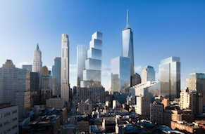 Post image for The Design for 2 WTC and the Dangers of Building Neighborhoods in the Sky