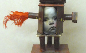 "Daniel Swanigan Snow, ""Totem III"" (2010)"