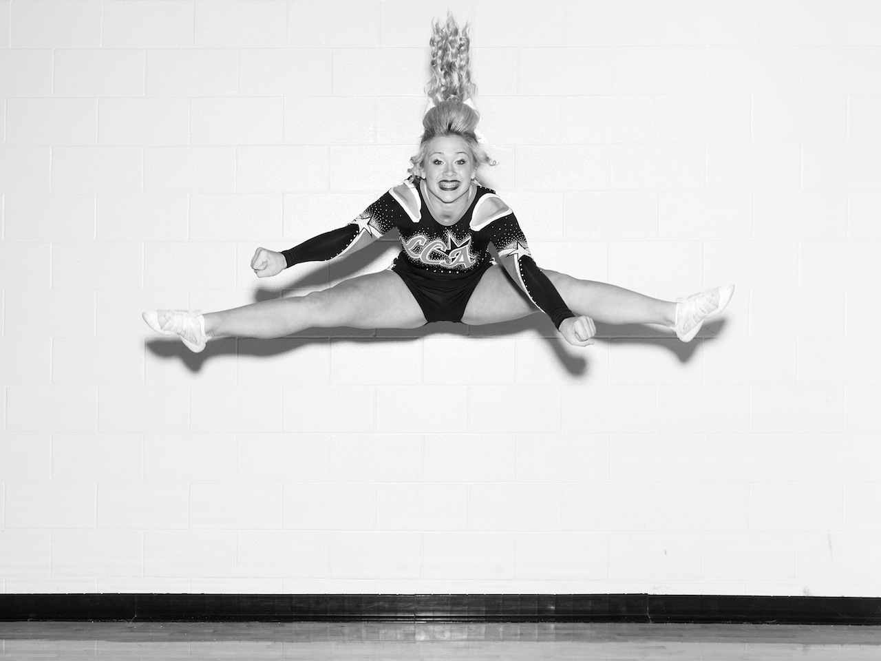 "Alec Soth, ""Bree. Liberty Cheer All-Stars. Corsicana, Texas"" (2013), from 'Songbook'"
