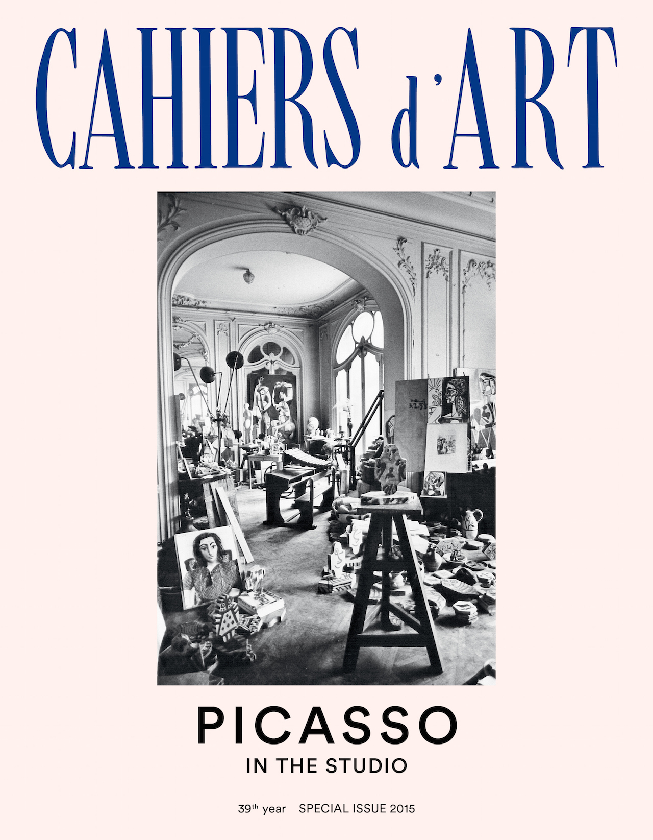 CDA Picasso in the Studio Cover