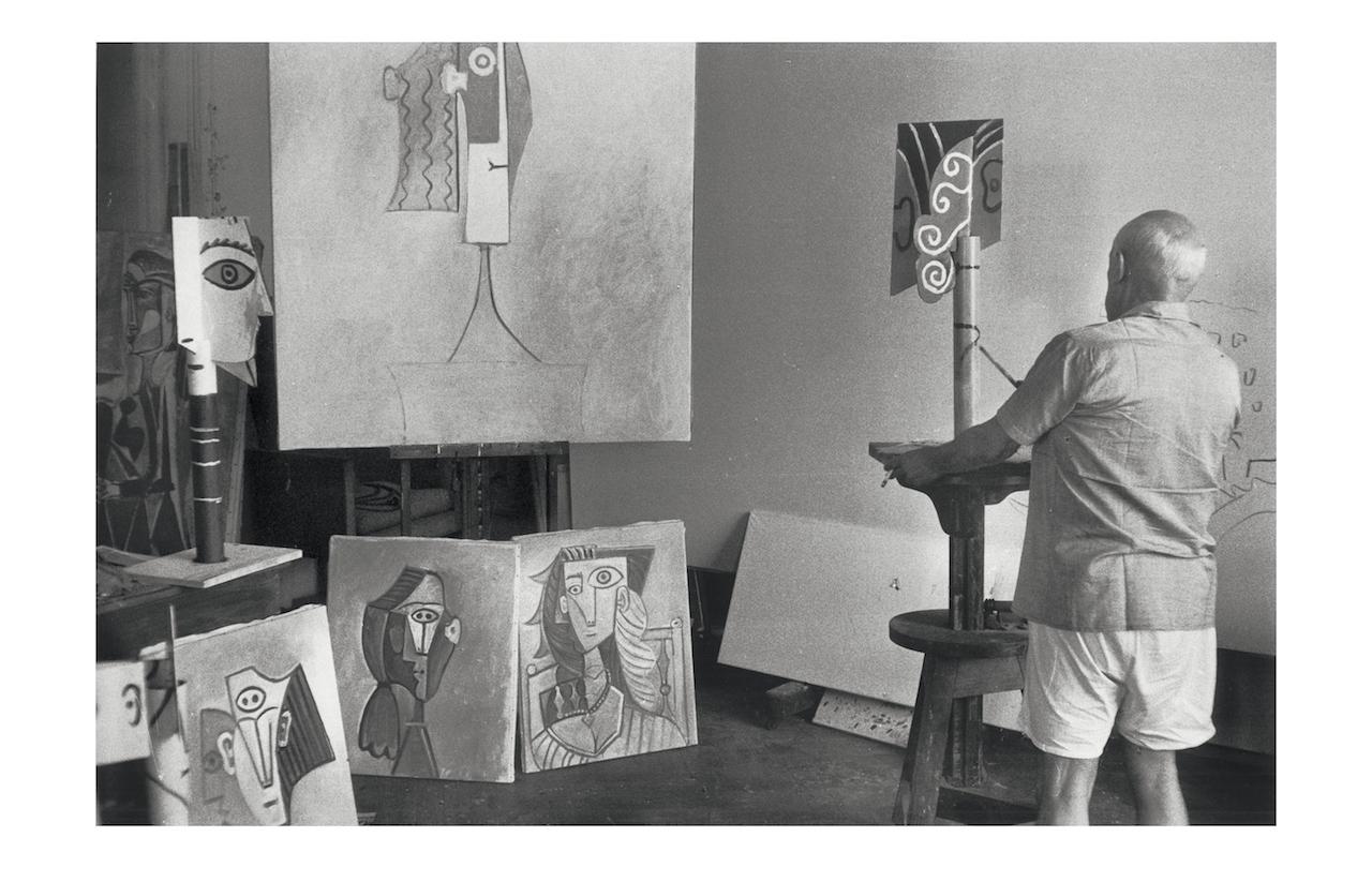 CDA Picasso in the Studio10