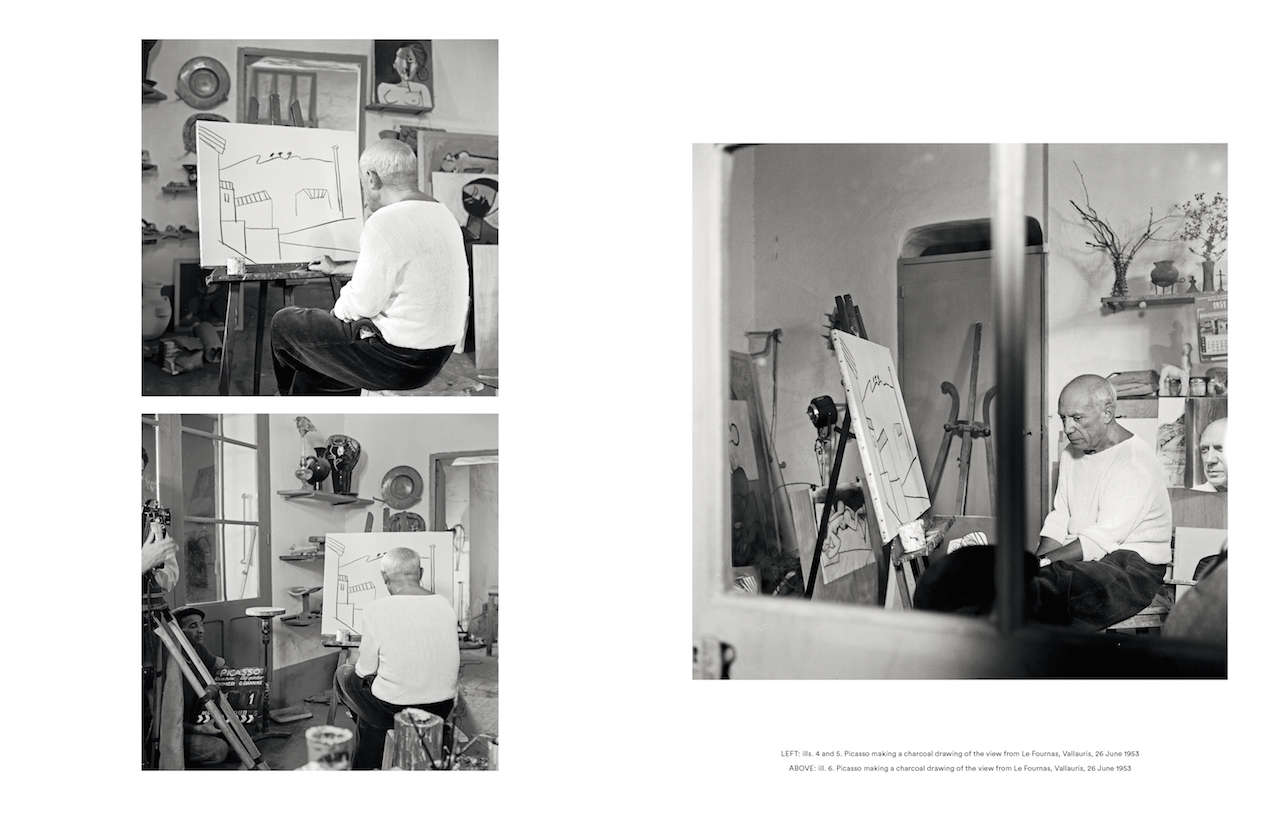 CDA Picasso in the Studio4