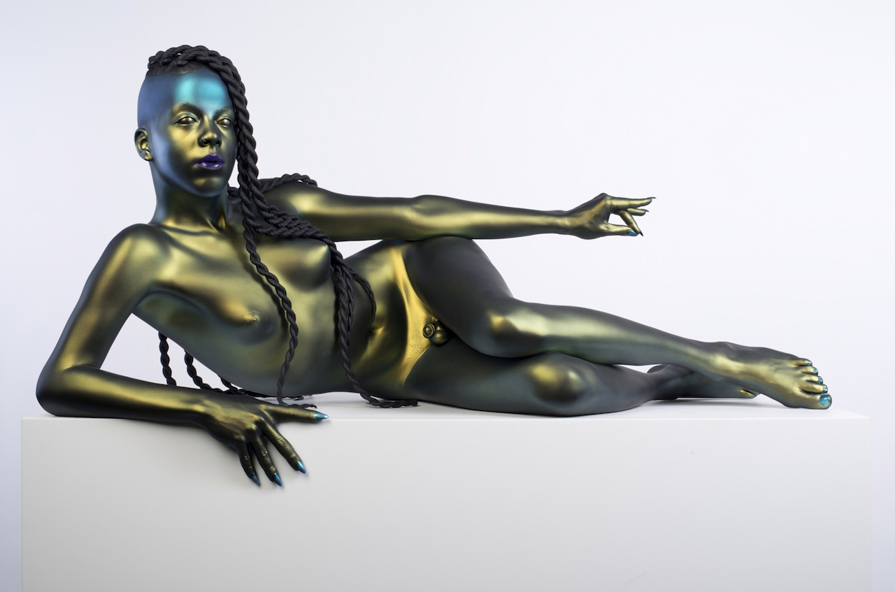 "Frank Benson, ""Juliana"" (2015) (courtesy of the artist)"
