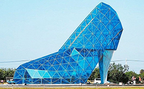 Post image for Town Builds Church Shaped Like Giant High Heel for Women
