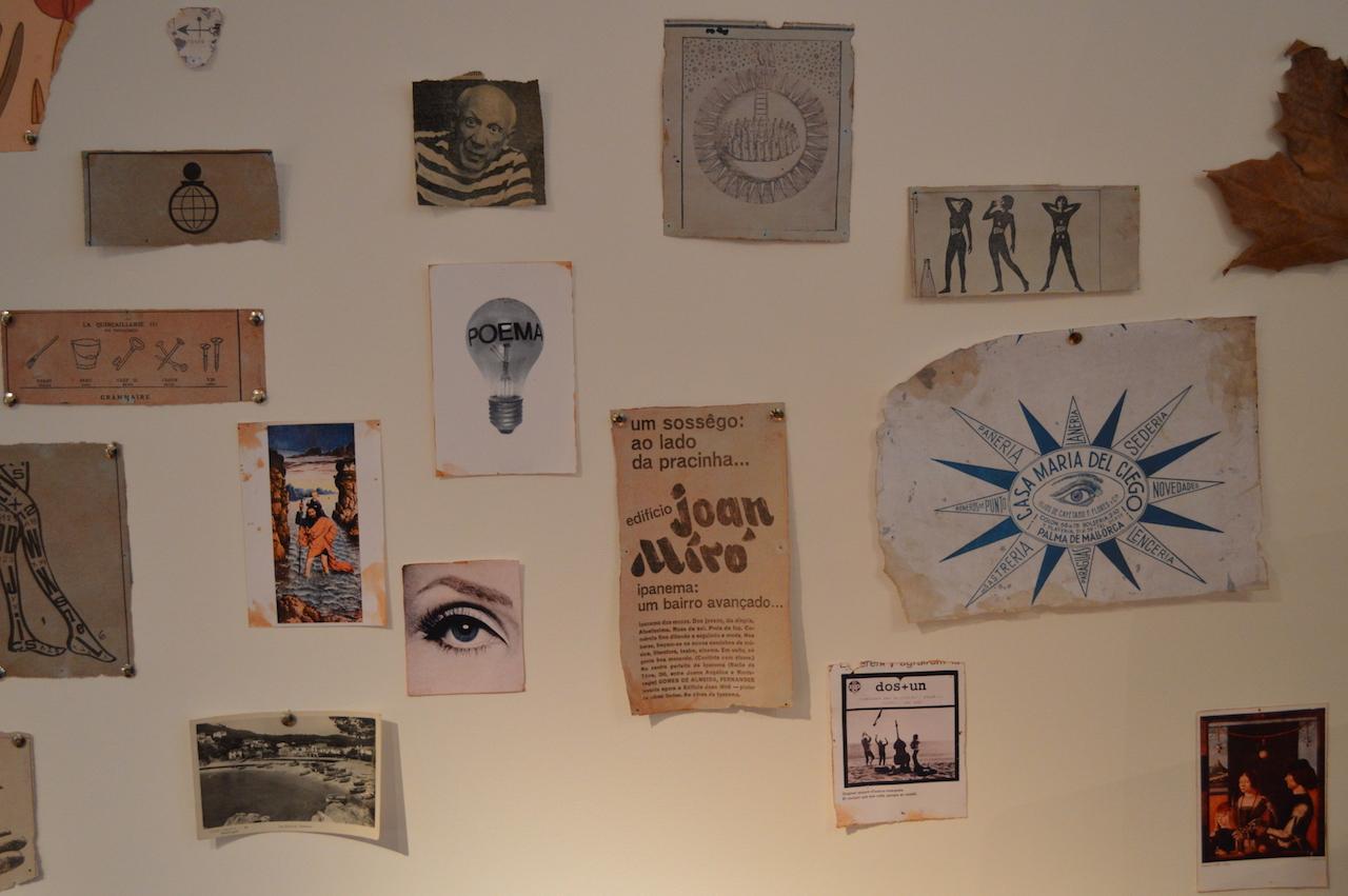 Miró's studio,(3)