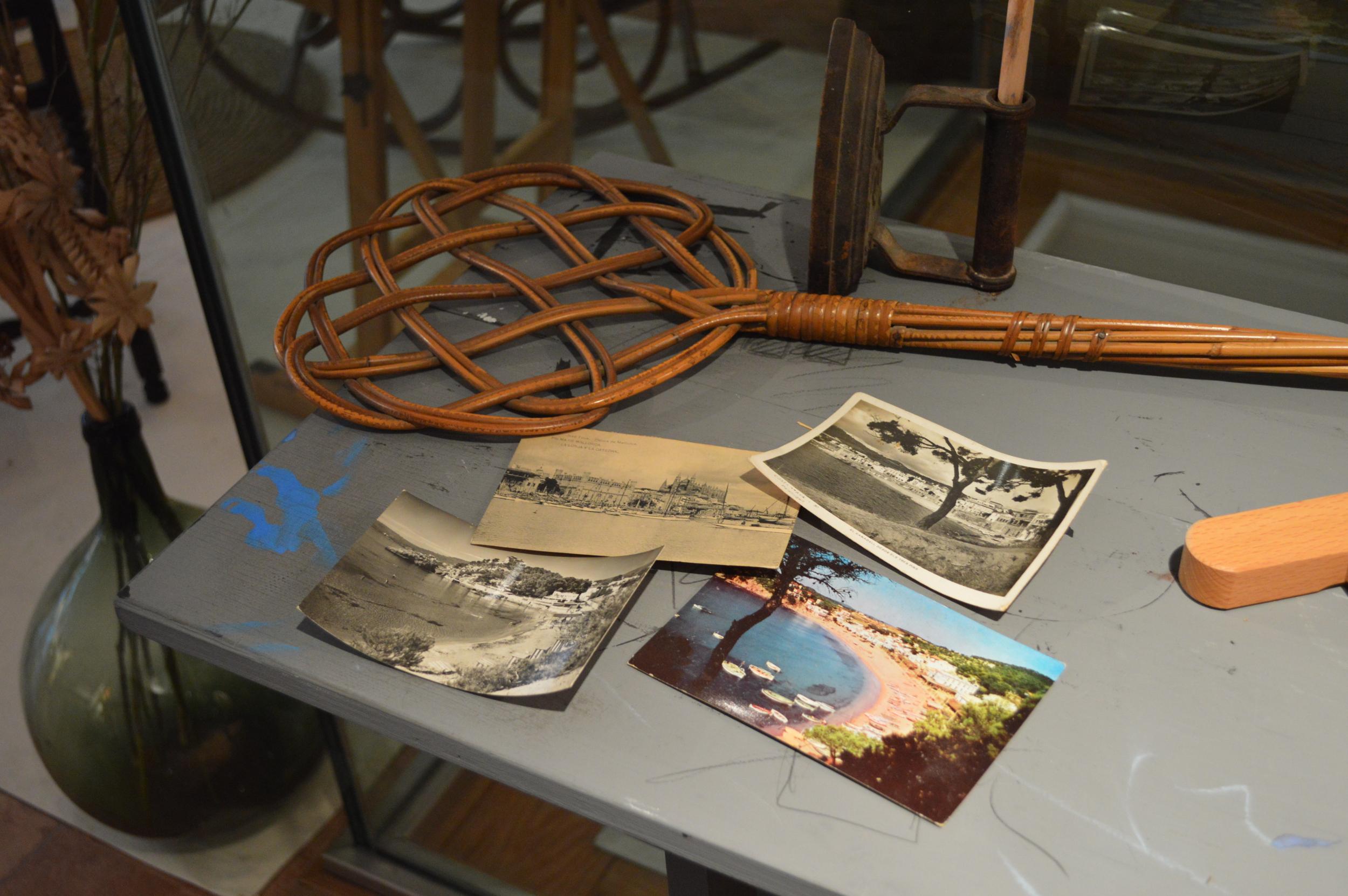 Miro's studio, London. Image courtesy Mayoral
