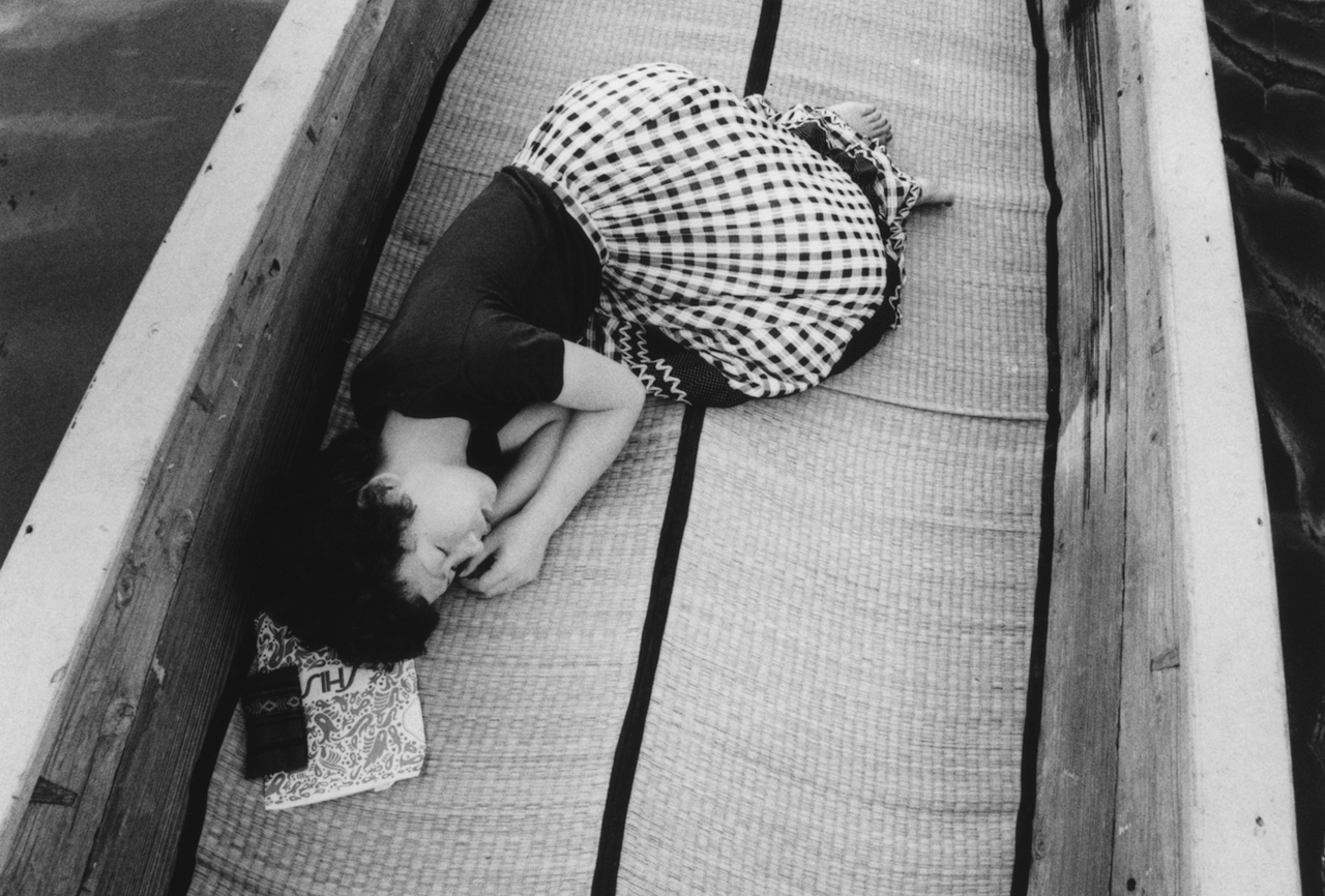 """Nobuyoshi Araki, """"Sentimental Journey"""" (1971) (2015 print) (© Nobuyoshi Araki, courtesy of Taka Ishii Gallery, Tokyo)"""