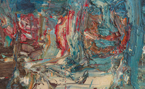 Post image for Resisting Totality: The Paintings of Zhu Jinshi