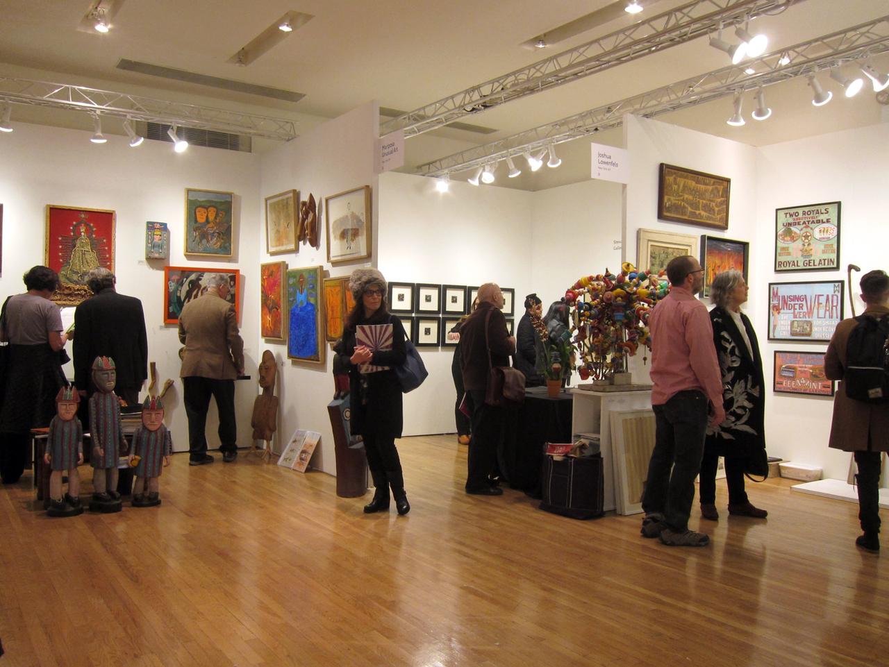 The Outsider Art Fair