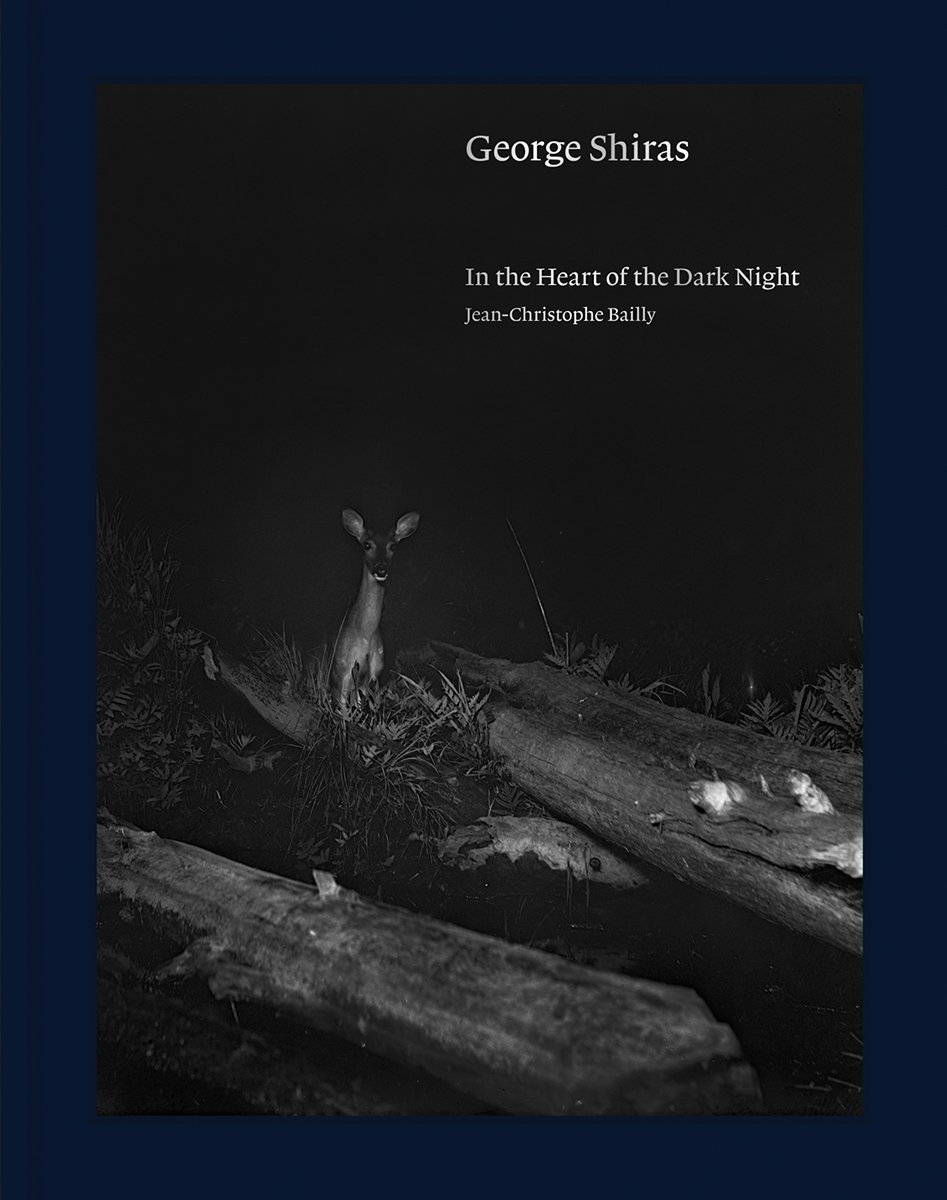 Cover of 'George Shiras: In the Heart of the Dark Night' (click to enlarge)