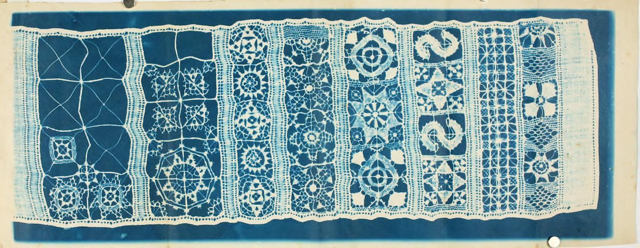 "From Julia Herschel's ""A Handbook of Greek Lace Making"" (1870), published by R. Barrett & Sons"