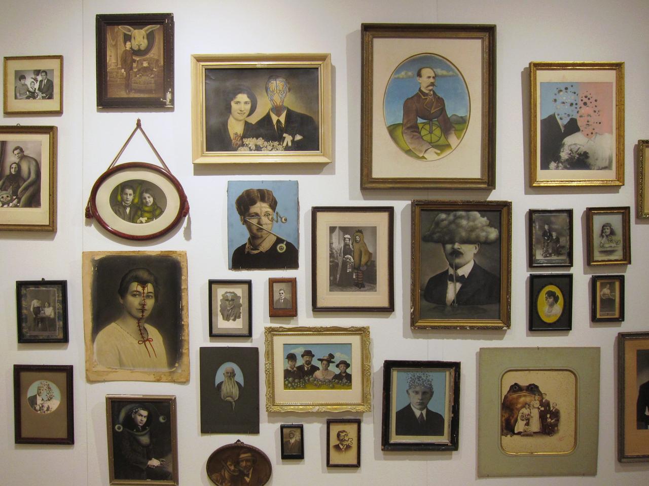 Jana Paleckova at Fred Giampietro Gallery