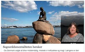 Post image for Facebook Censors Photo of Copenhagen's Beloved Little Mermaid Statue