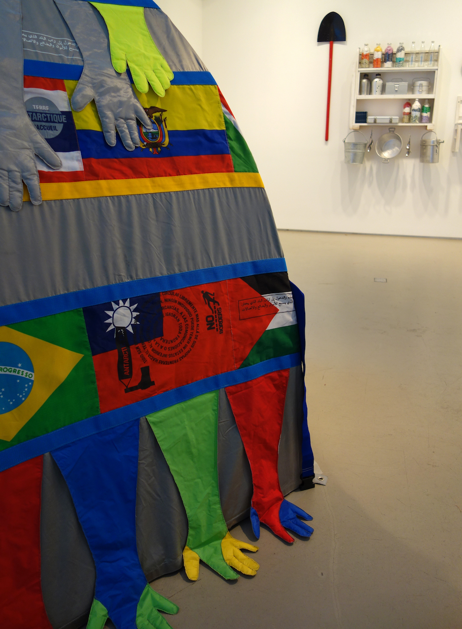 'Lucy + Jorge Orta: Antarctica' at Jane Lombard Gallery
